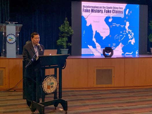 justice carpio on west philippine sea